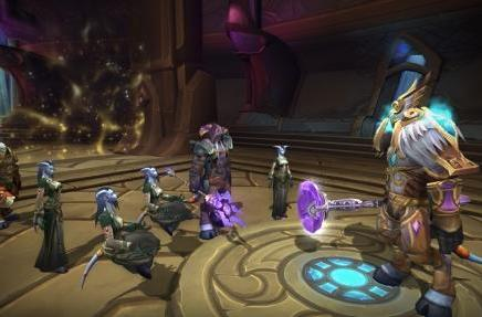 World of Warcraft shows off the dungeons of Warlords of Draenor