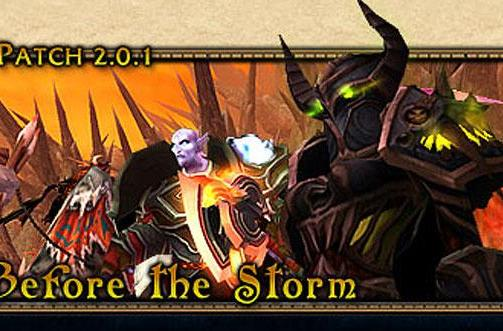 WoW Archivist: Patch 2.0.1, Before the Storm