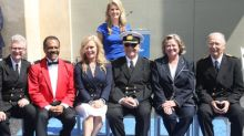 "Princess Cruises and the Original Cast of ""The Love Boat"" Receive Hollywood Walk of Fame Honorary Star Plaque"