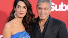 George And Amal Clooney Pass Out Headphones On Flight To Block Twins' Crying