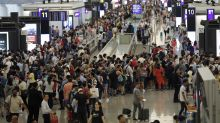 Hong Kong airport authority cancels all flights: Morning Brief