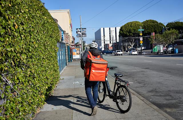 DoorDash faces lawsuit from San Francisco DA over worker classification