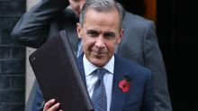 Bank of England boss Carney to stay until 2019