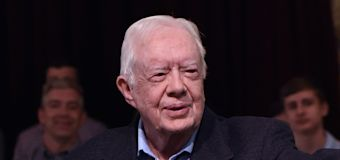 Ex-president hospitalized, faces brain surgery