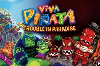 Viva Pinata 2 community website and UK treasure hunt [update]
