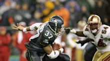 Former Seahawks RB Shaun Alexander snubbed for Hall of Fame