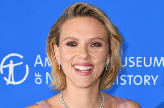 Scarlett Johansson says fighting deepfake porn is 'fruitless'