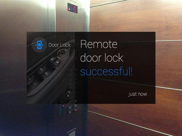 Hyundai's 2015 Genesis will let you lock the doors through Google Glass