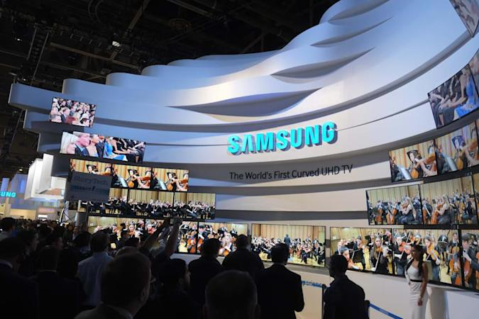 How Samsung became the king of CES and where it's going next