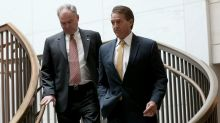 Sens. Kaine, Flake seek vote to authorize war on Islamic State