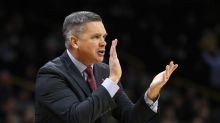 Chris Holtmann has Ohio State atop the Big Ten in what should be a rebuilding season