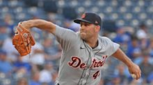 Detroit Tigers' Matthew Boyd has no structural damage to arm, out through All-Star break
