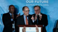 Democrats pick Perez to lead party against Trump