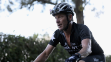 Lance Armstrong gets backlash after bragging about passing Mike Pence on his bike