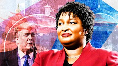 Abrams: Voter suppression 'the crisis of our day'