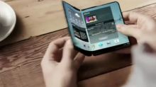 Huawei may be releasing a foldable smartphone next year