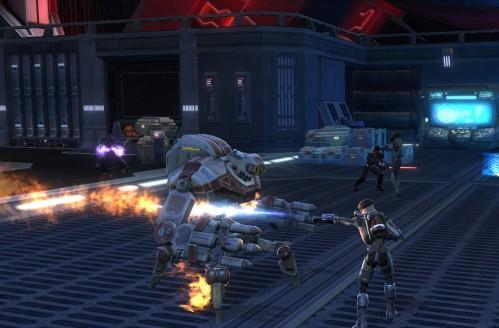 A smattering of topics from Star Wars: The Old Republic