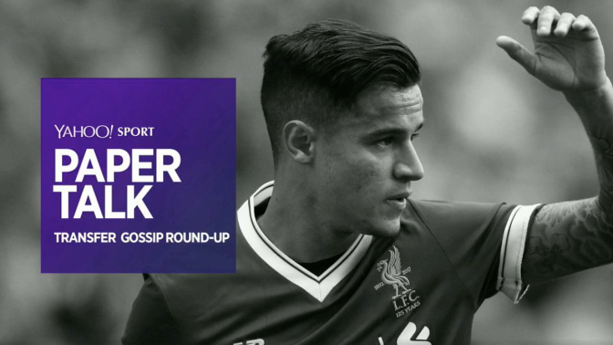Paper talk: Barcelona 'return for Coutinho' - and more
