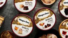 Häagen-Daz烈酒系列雪糕將威士忌、黑啤、冧酒加進雪糕!酒迷們要留意啦!