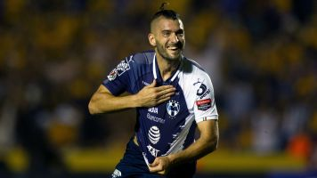 Monterrey grabs first-leg edge on Tigres