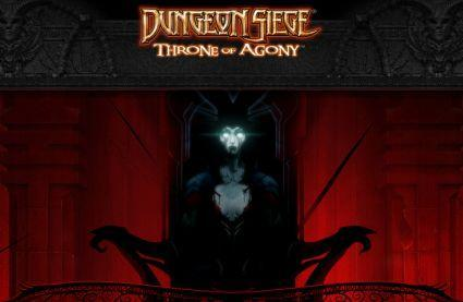 Dungeon Siege: Throne of Agony giveaway #1