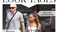 Look des Tages: Ariana Grande stylish beim Shopping-Trip in New York