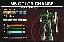 Gundam 0079 screens rise from the ashes