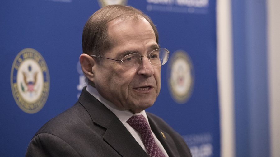 Nadler won't rule out possibility of impeachment