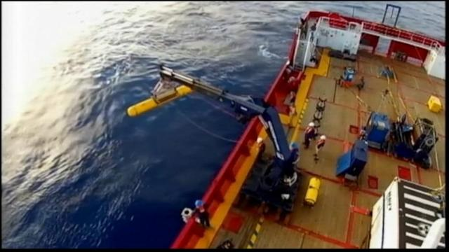 Waters Too Deep for Sub in Flight 370 Search