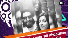 PeeCee reunites with 'Dil Dhadakne Do' cast after returning India