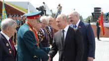 Kremlin says EU move not to recognise Lukashenko amounts to meddling in Belarus