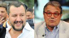 """Che schifo"", Salvini fulmina Toscani"
