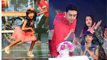 Abhishek, Aishwarya Watch Aaradhya Bachchan's Dance Performance