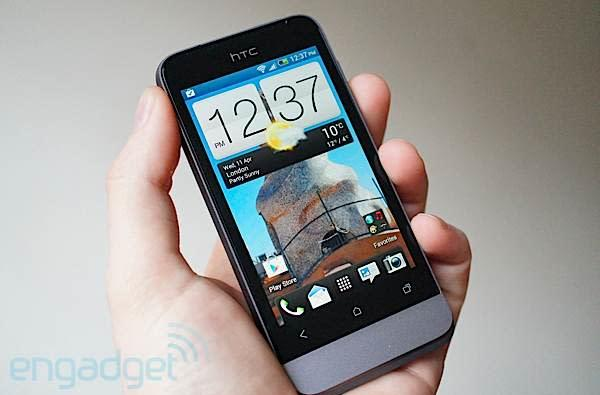 HTC One V arriving in the US 'this summer'
