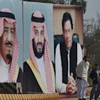 Saudi Arabia's Mohammed bin Salman arrives in Pakistan on Asian diplomatic offensive