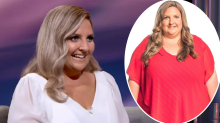 Bride's amazing makeover after losing 60kg before her big day