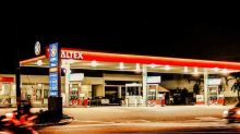 It was an eventful November for the Caltex share price