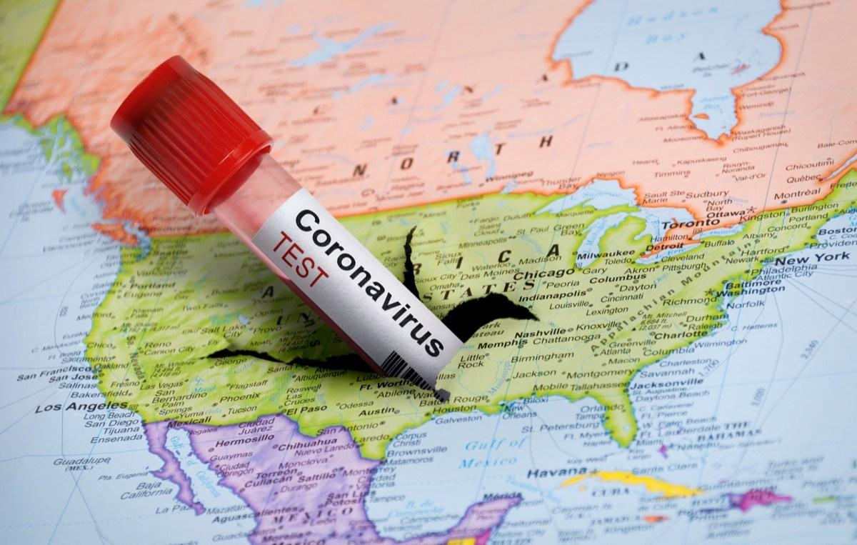37 States Where COVID Cases are Rising