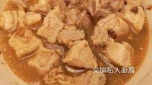 梅子麵豉蒸排骨 媽媽不在巳好幾年, 好幸運媽媽懂得醃製梅子, 令我們還可以食到這媽媽的味道。