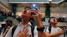 Nach Druck aus China: Apple löscht Hongkonger Protest-App