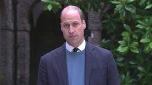 """William lanza desafiante crítica: """"Le fallaron (a mi madre), no sólo un reportero canalla, sino los jefes de la BBC"""""""