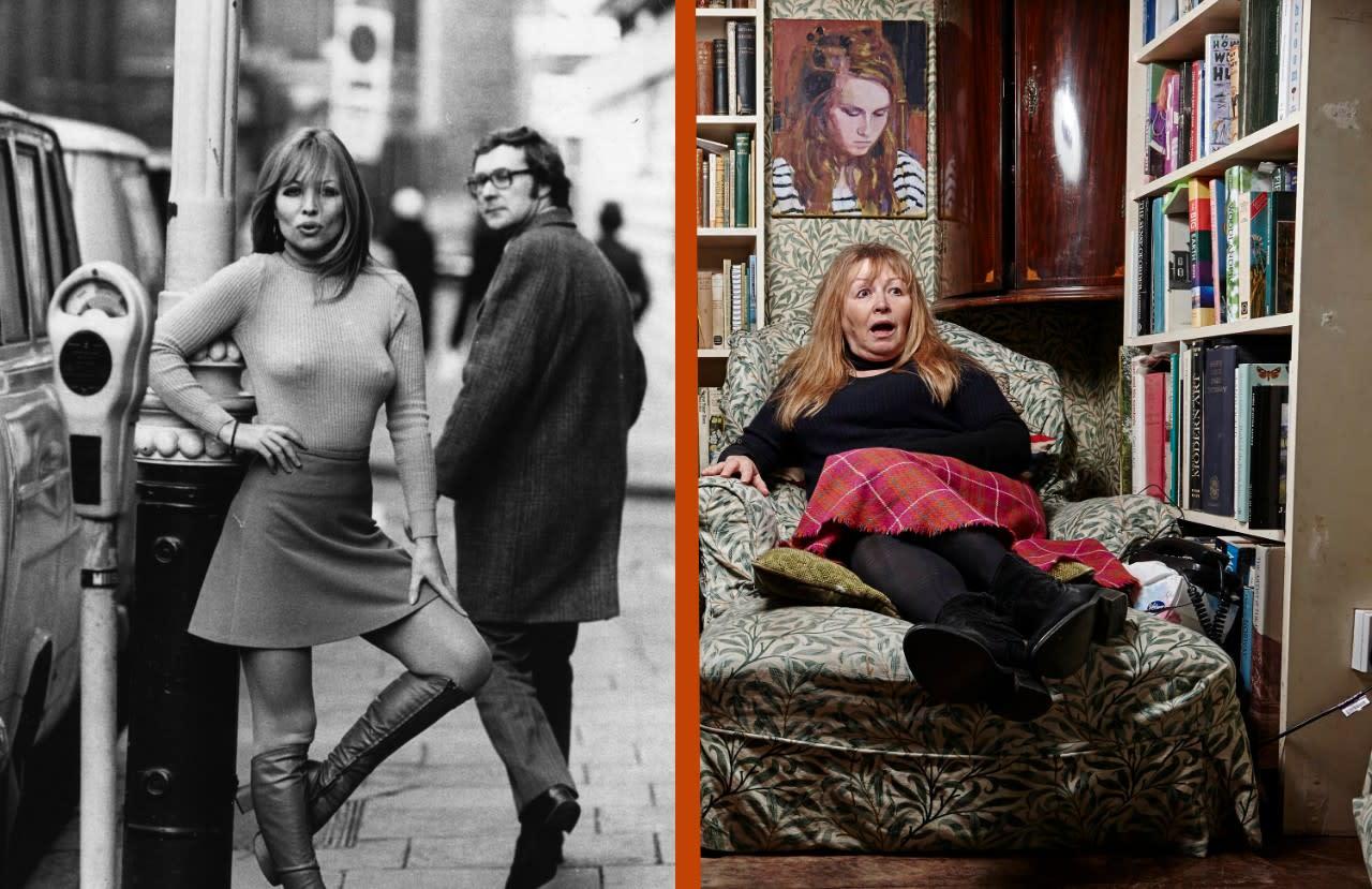 'Gogglebox' star Mary Killen flattered to be mistaken for 60s model