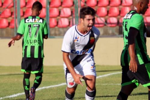 Sub-20: Vasco goleia o América-MG e avança na Copa do Brasil