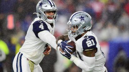 Cowboys fans rejoice: 'Zeke looks great'