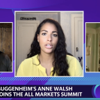 Anne Walsh, Guggenheim CIO Fixed Income, and Rob Falzon, Prudential Vice Chairman, join Yahoo Finance's All Markets Summit