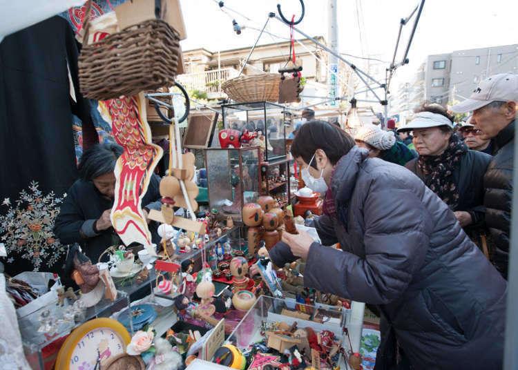 為什麼大家都愛逛東京老街?讓你愛上東京老街的10個理由