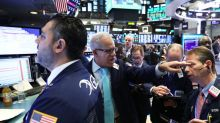 Wall Street ends last day of haunted October in the black