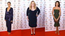 Rebel Wilson, Alesha Dixon And Michelle Keegan Light Up The Cosmopolitan Awards Red Carpet