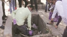 Panchkula: Delivery person falls into open manhole, dies