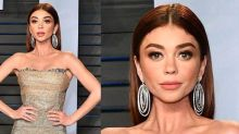 Sarah Hyland reveals she weighs 87 pounds: 'Skeletor party of 1'